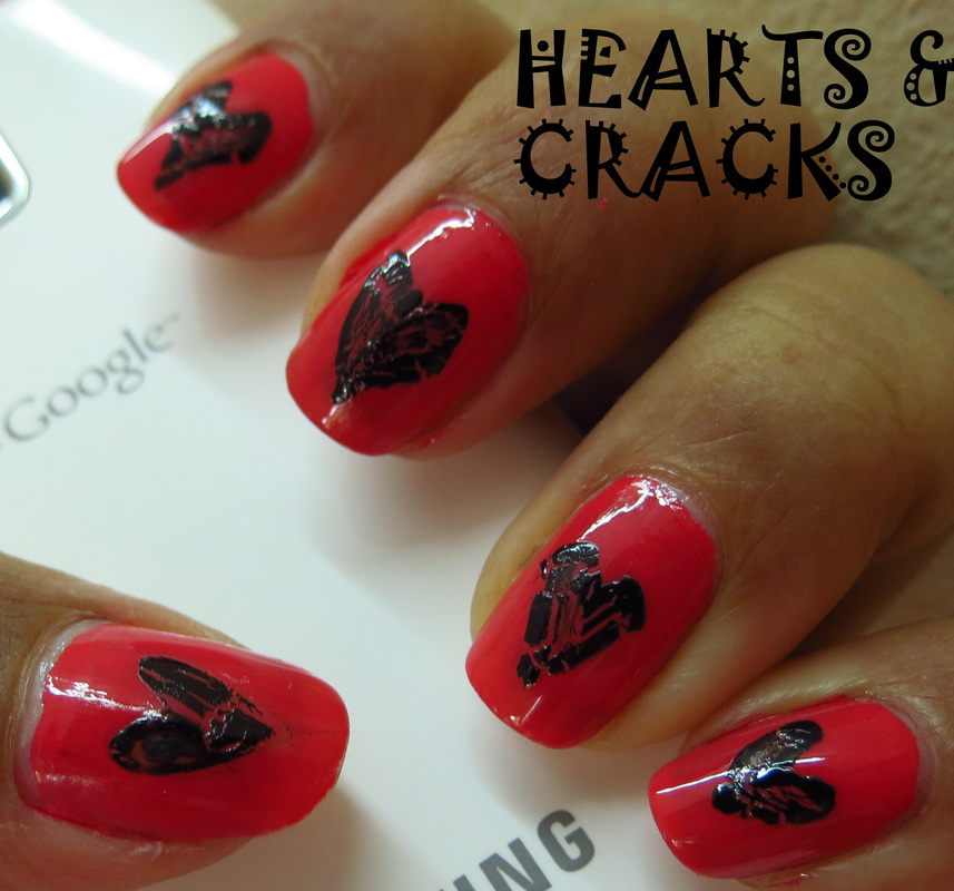 Crackle polish Tutorial