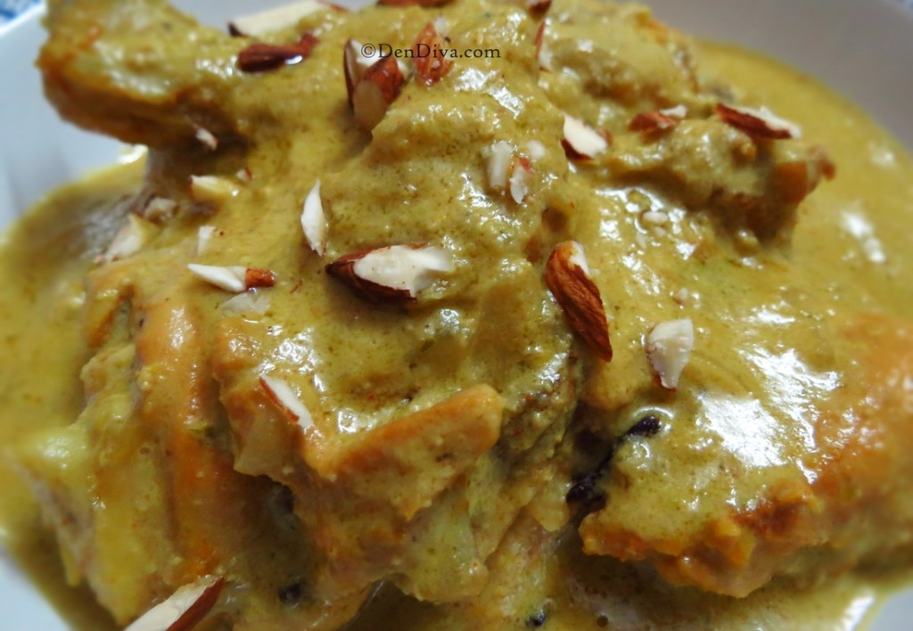 Chicken Shahjahani Recipe