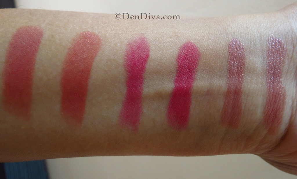 Maybelline Superstay Eternal Rose,Keep me Coral ; Maybelline Color Sensational Totally toffee Review & Swatch