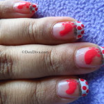 Baby step nails