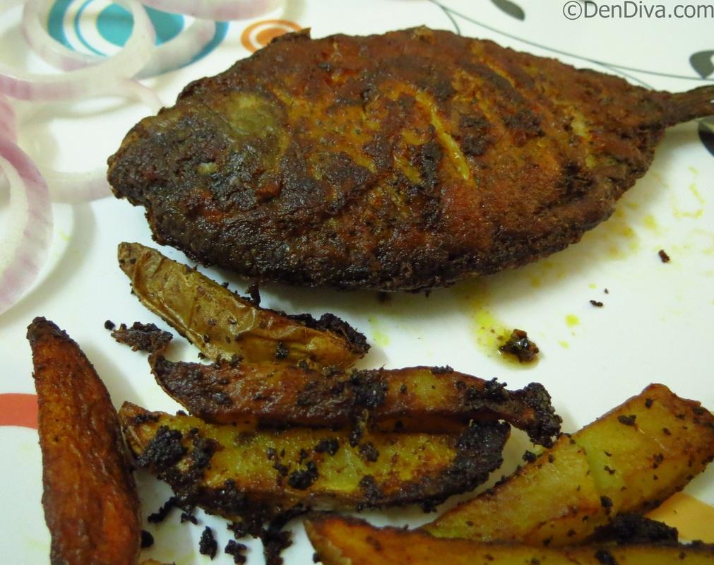 Grilled Fish Recipe India Dendiva