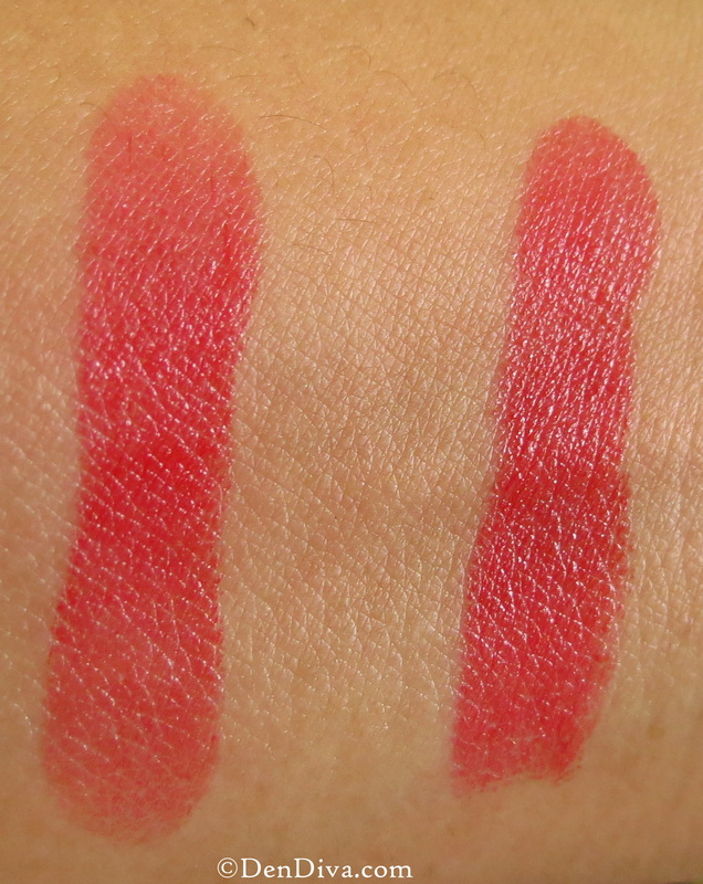 Avon Simply Pretty Cherry Red Review & Swatch