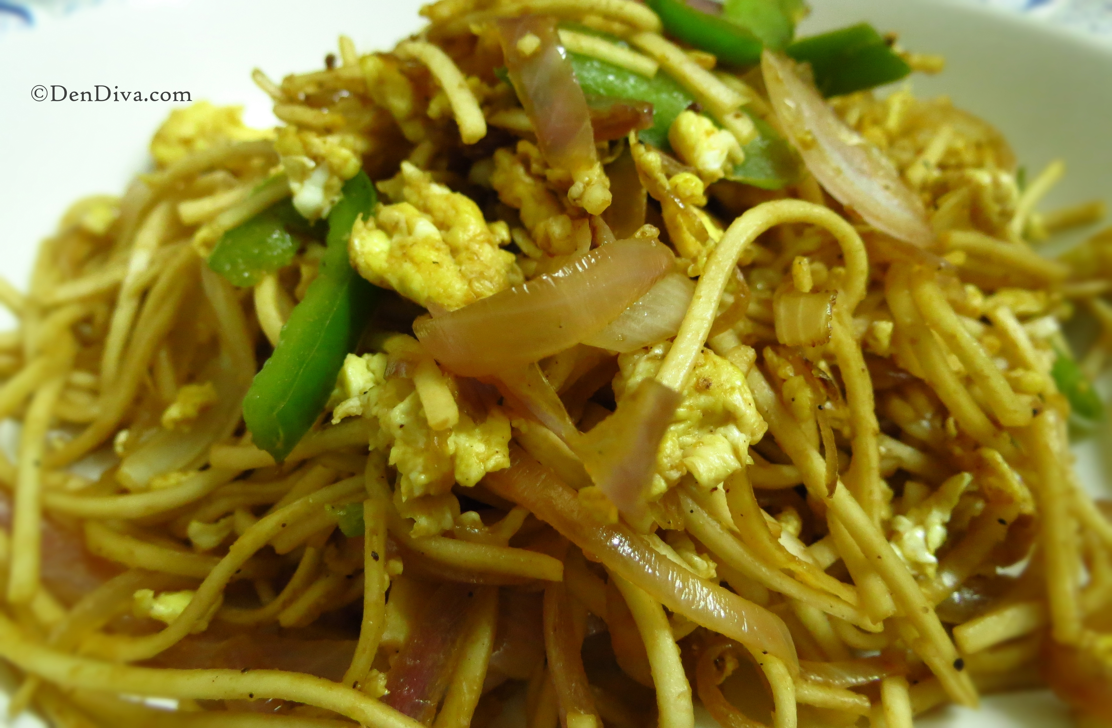 Egg Noodles Recipe