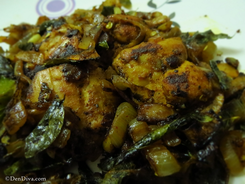 Andhra Chicken Recipe