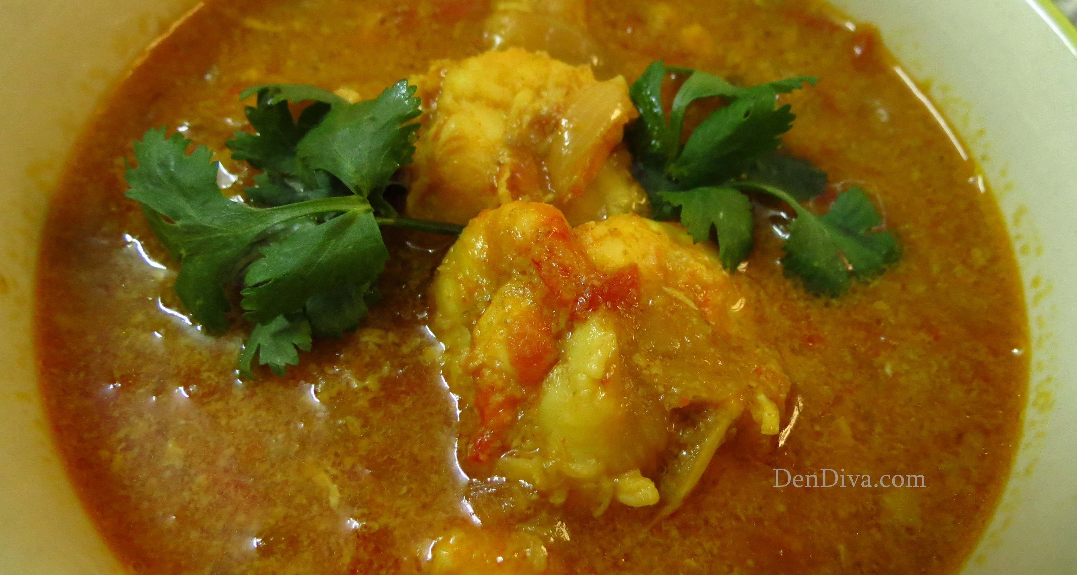 Malai Prawn Recipe