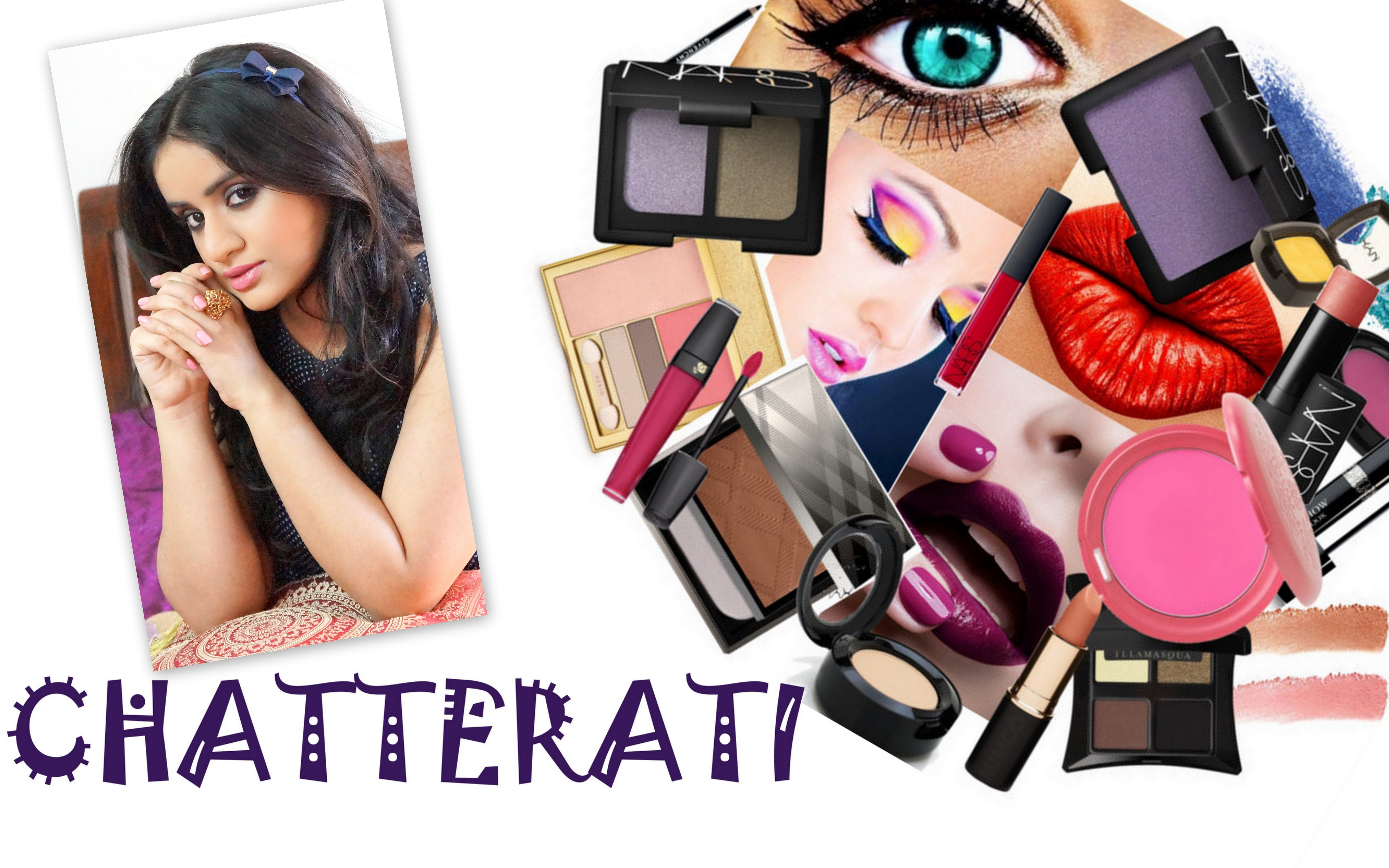 CHATTERATI : Meet Lisha of Heart Bows & Makeup