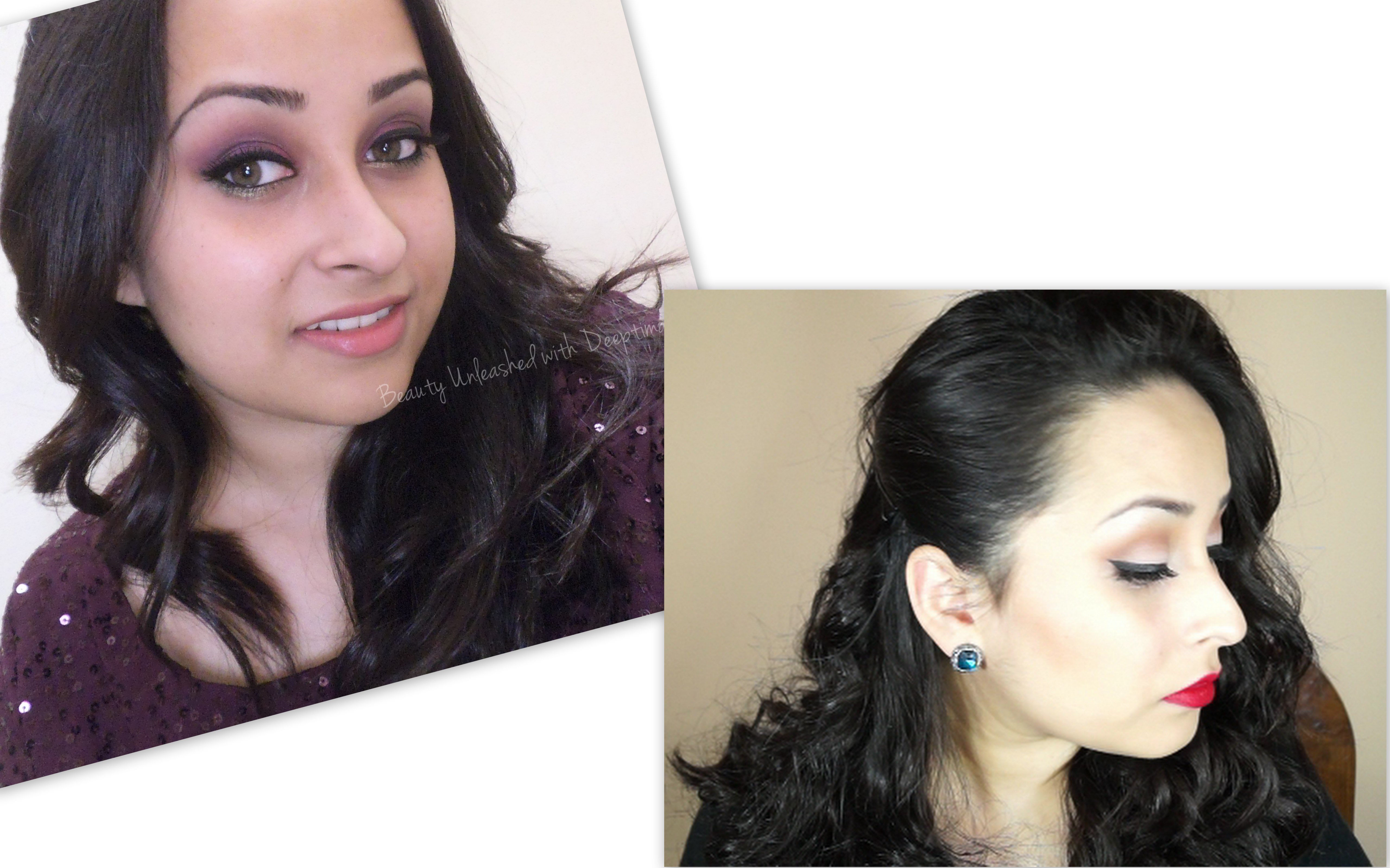 Makeup Look Creations from Deeptima