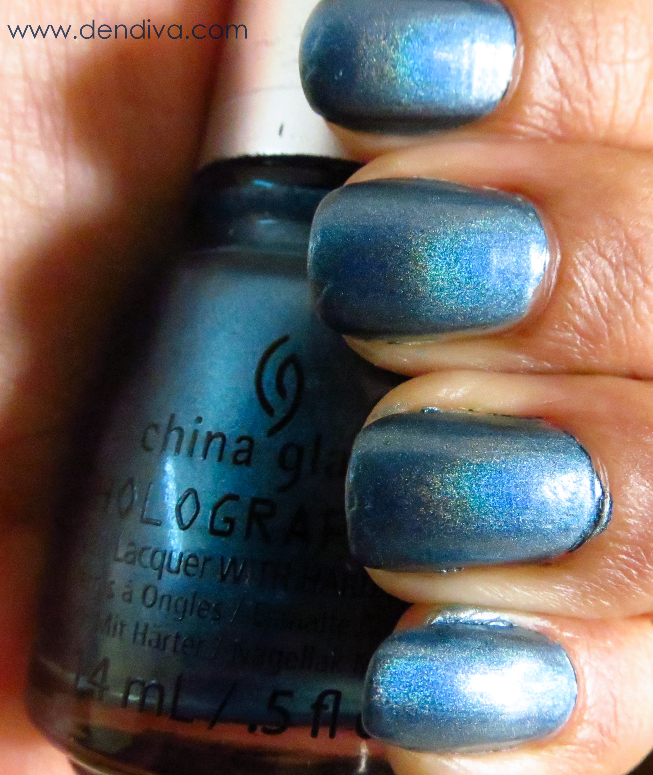 China Glaze 'Take a Trek'
