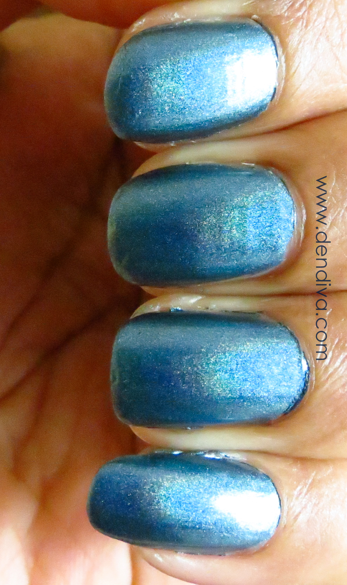 China Glaze Holographic Take a Trek Review & Swatches
