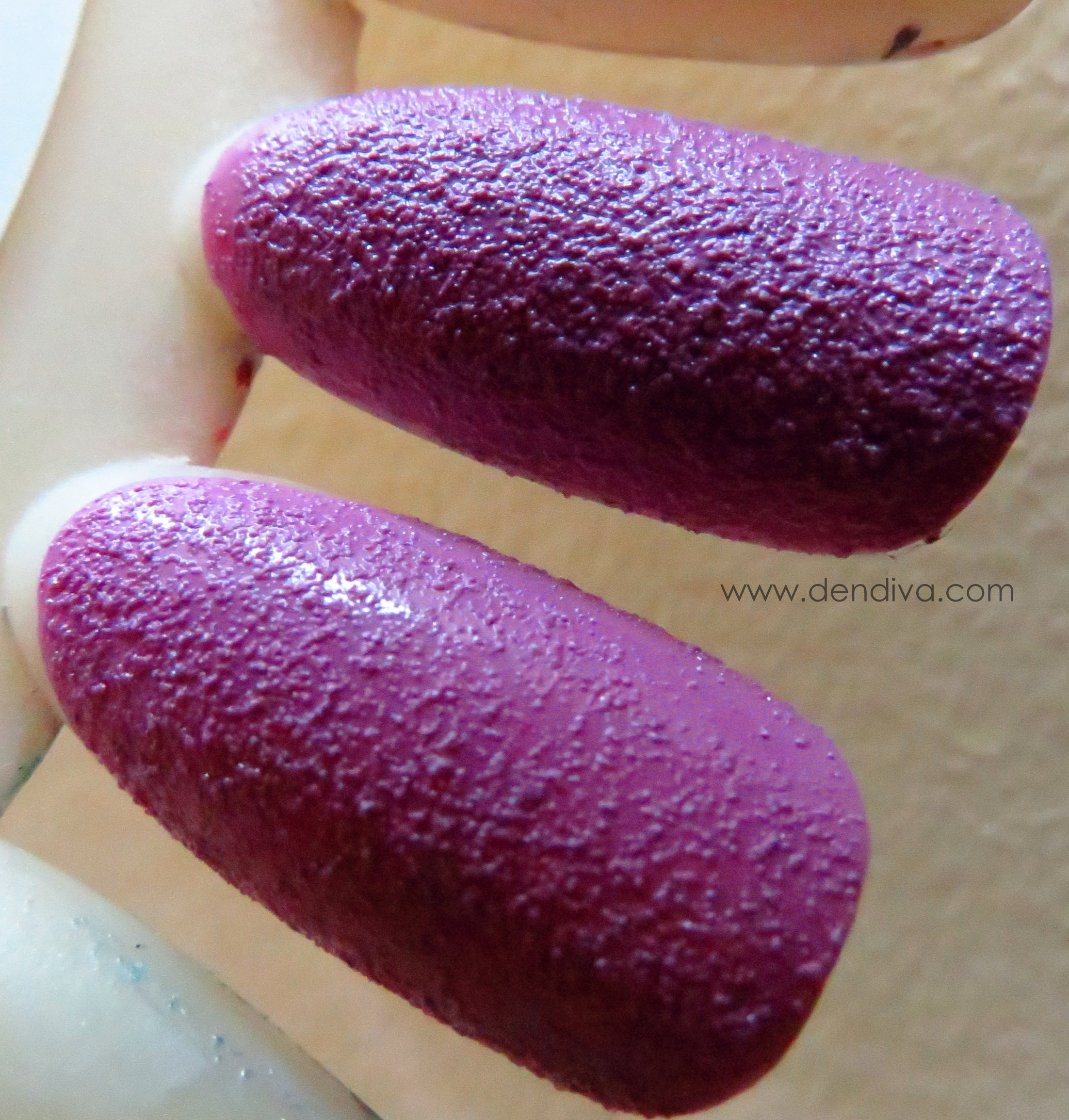 Swatch : Bubble Plum