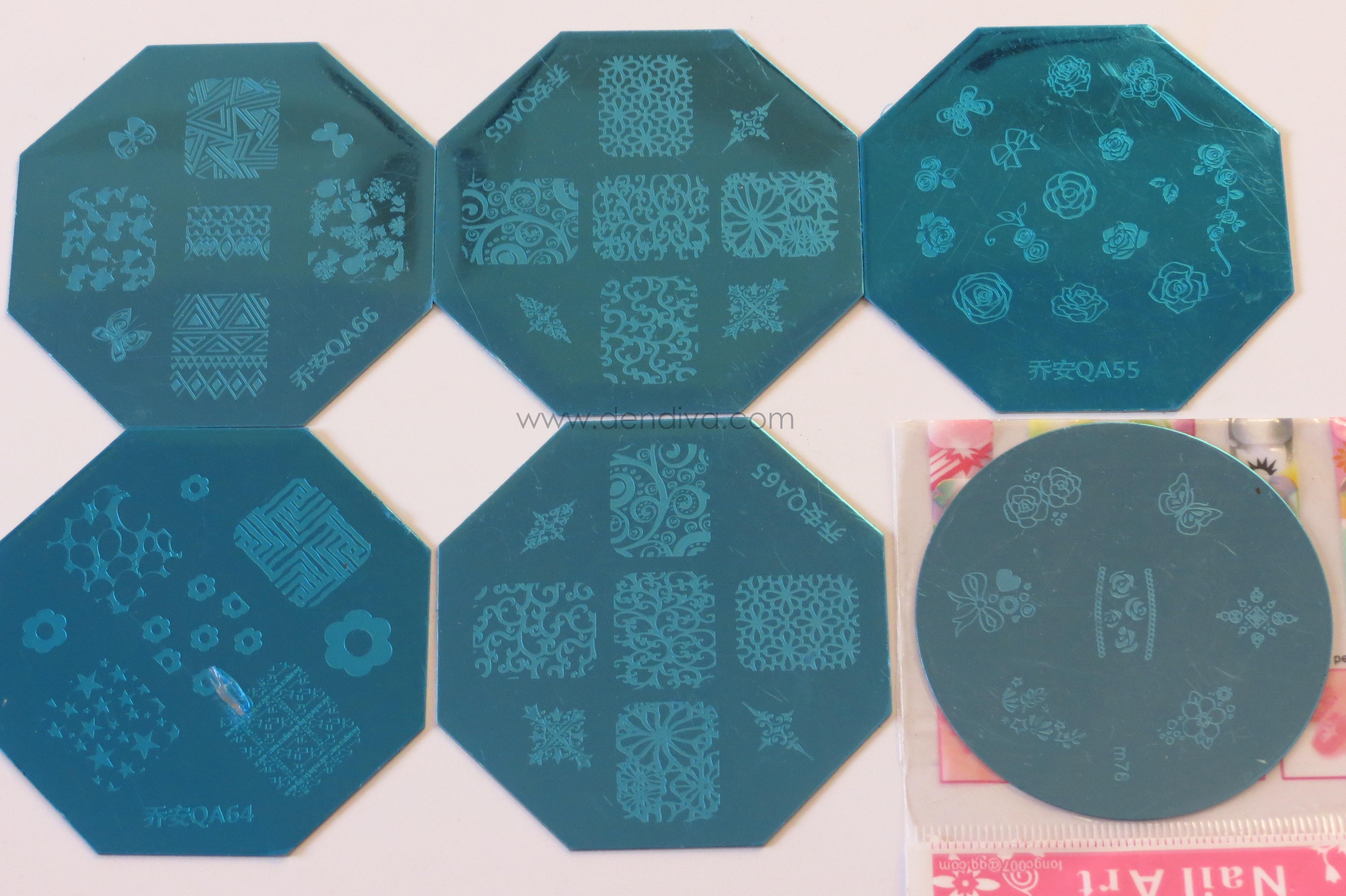 Stamping Plates