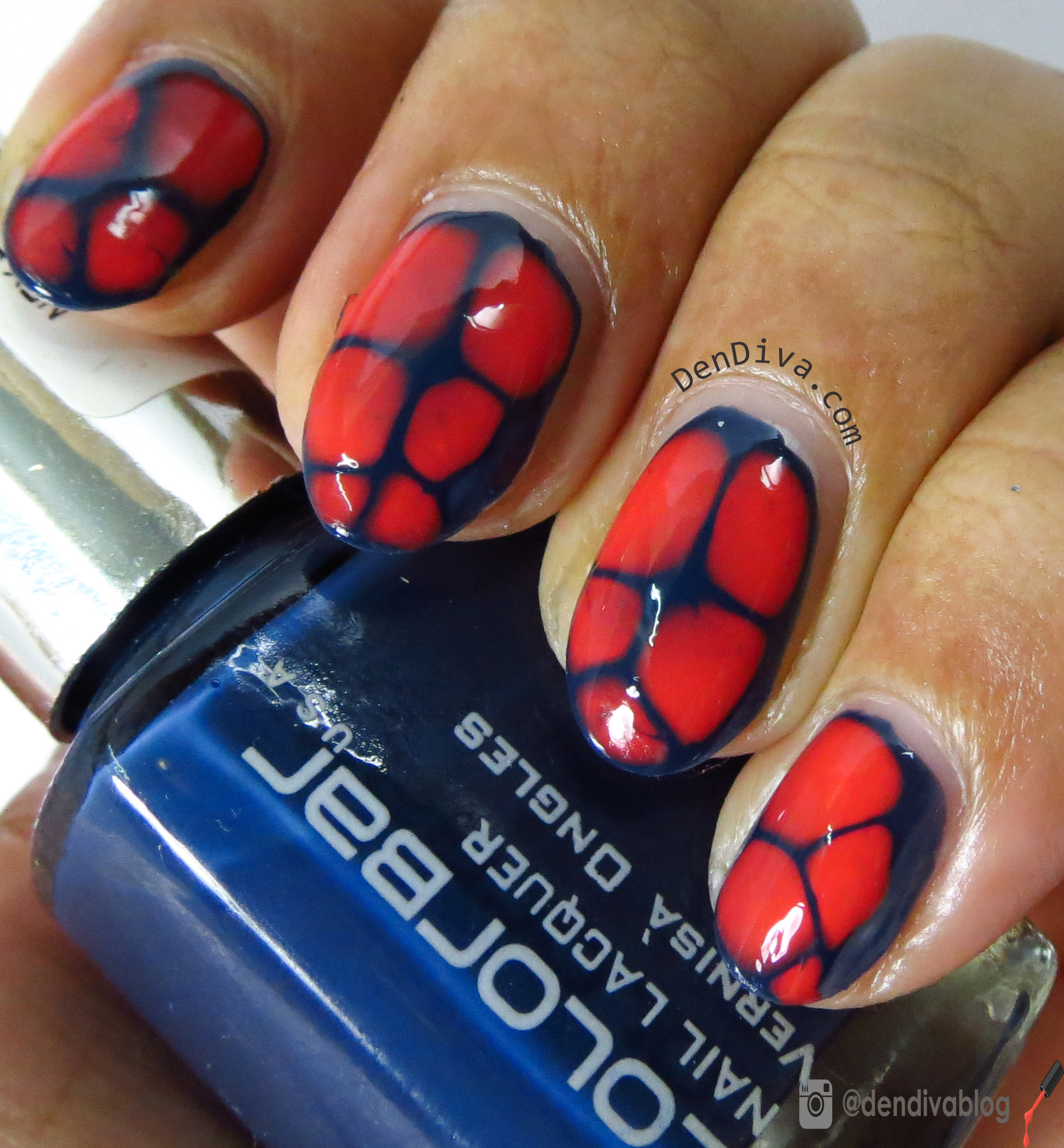How to perfect blobbicure nail art tutorial dendiva there are some tips and tricks to get the perfect blobbicure which i learnt from my trial i am listing some basic but solutioingenieria Images