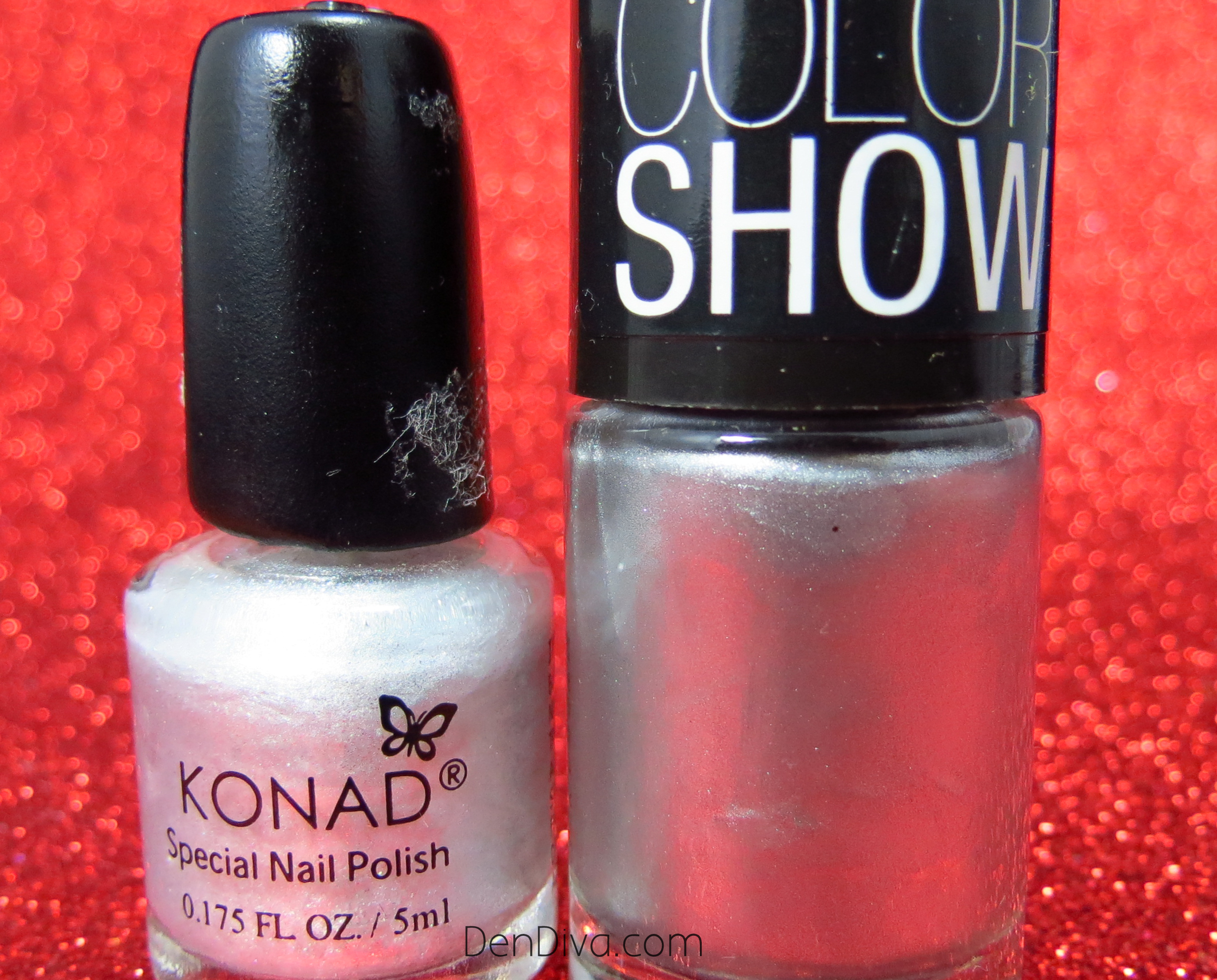 Best Silver Stamping Polishes India Dendiva