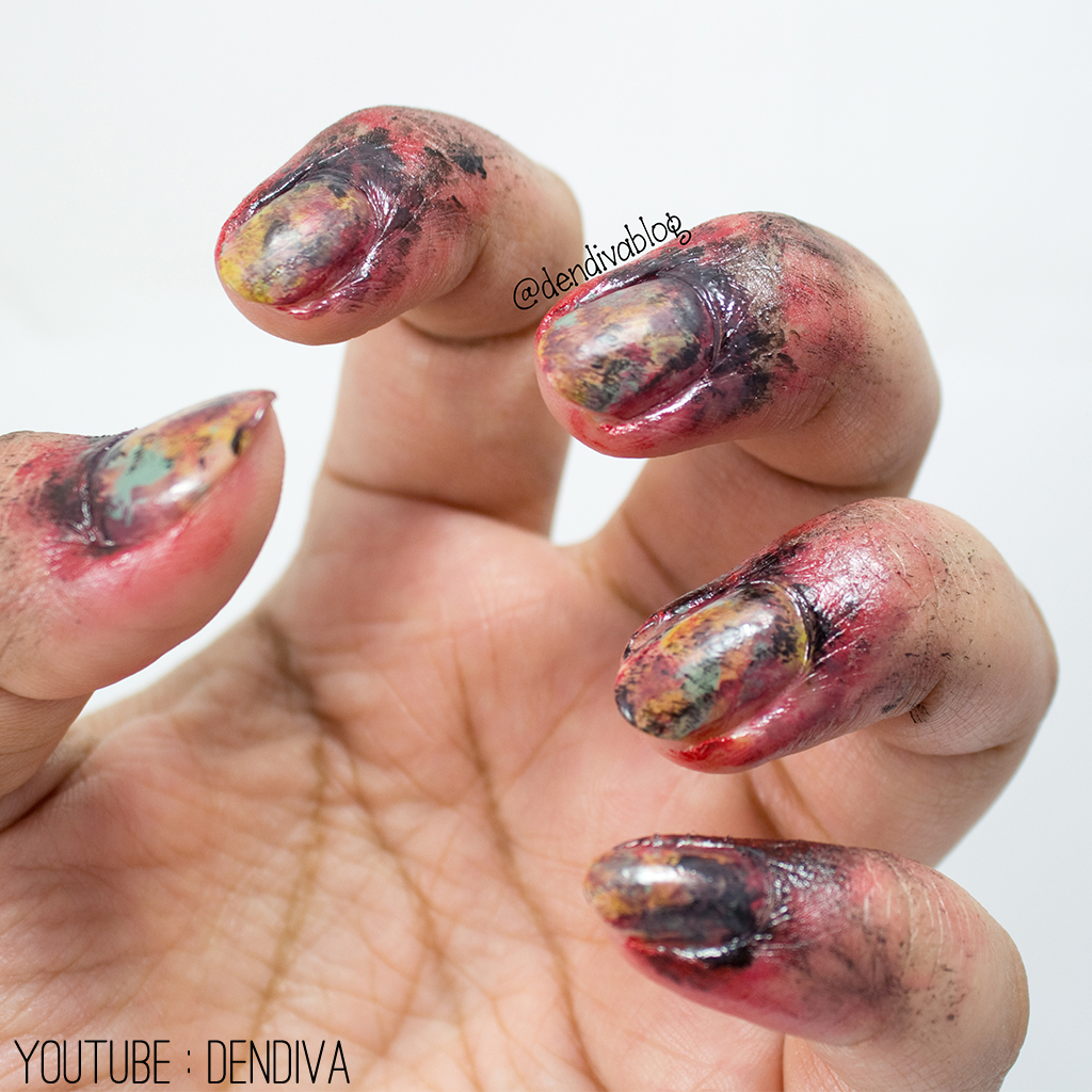 Halloween Nail Art Ideas (2015) – DenDiva