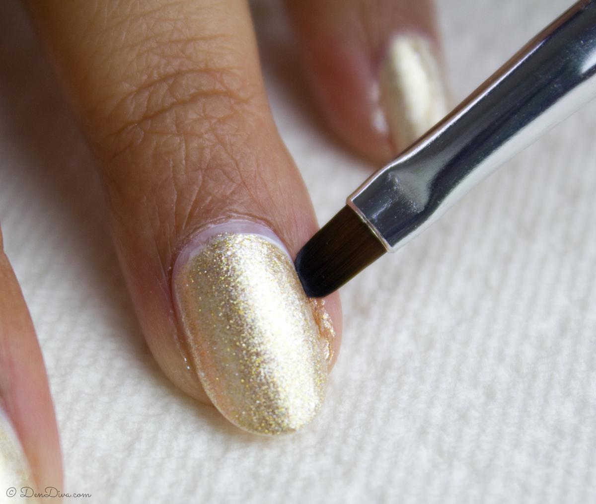 BPS Cuticle Cleaning UV Gel Brush – DenDiva