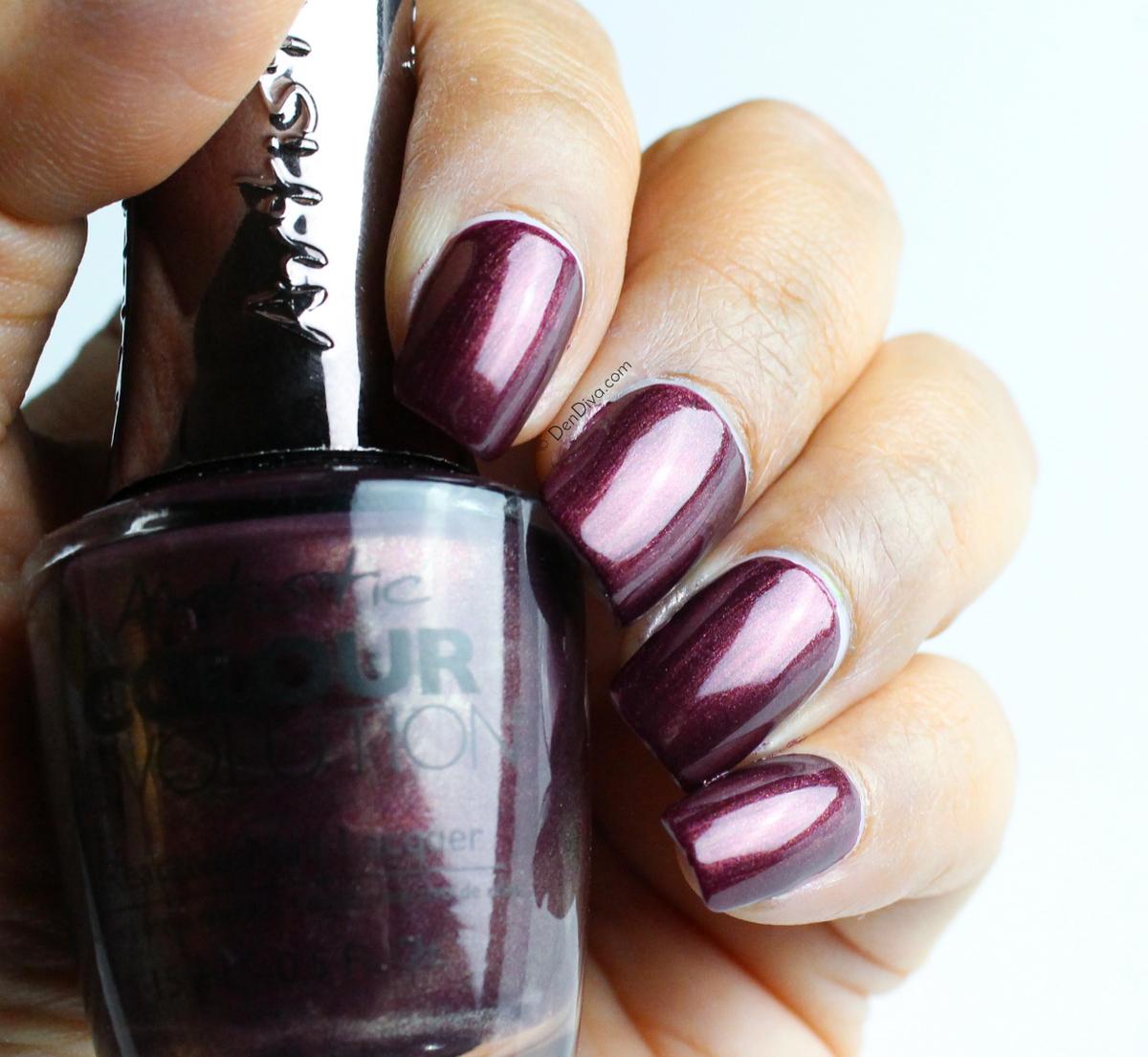 Swatches – Artistic Nail Design Polish – DenDiva